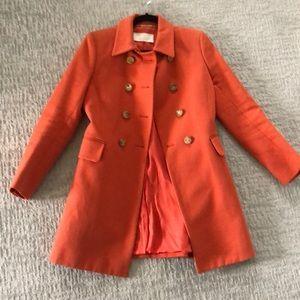 CHLOE heavy cotton jacket sz 38